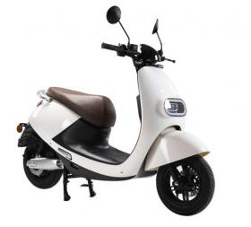 S3 DOUBLE ESF LVNENG ΗΛΕΚΤΡΙΚΟ SCOOTER ΛΕΥΚΟ